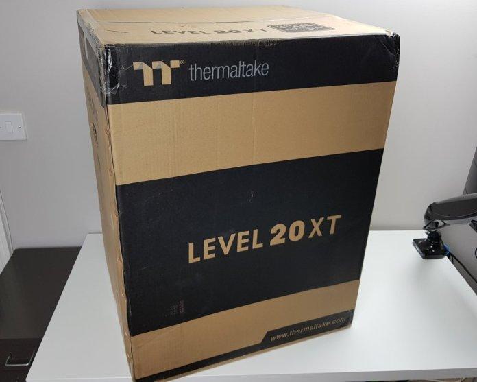 Thermaltake Level 20 XT Box
