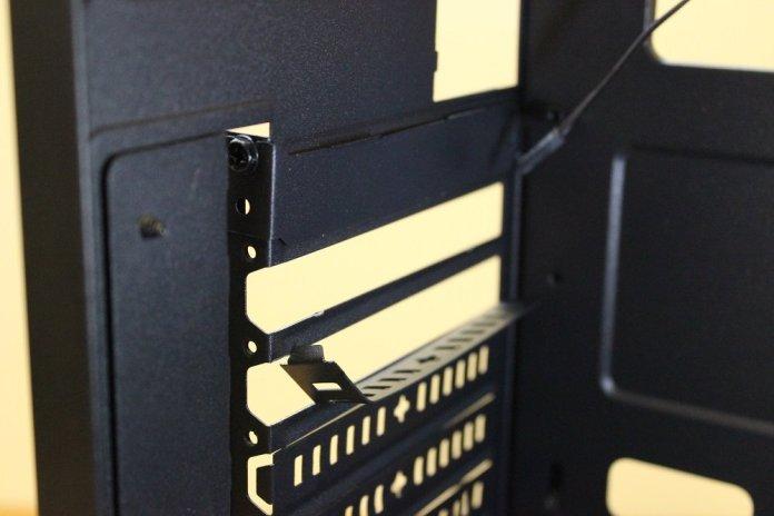 Deepcool Matrexx 55 Add RGB pci plates
