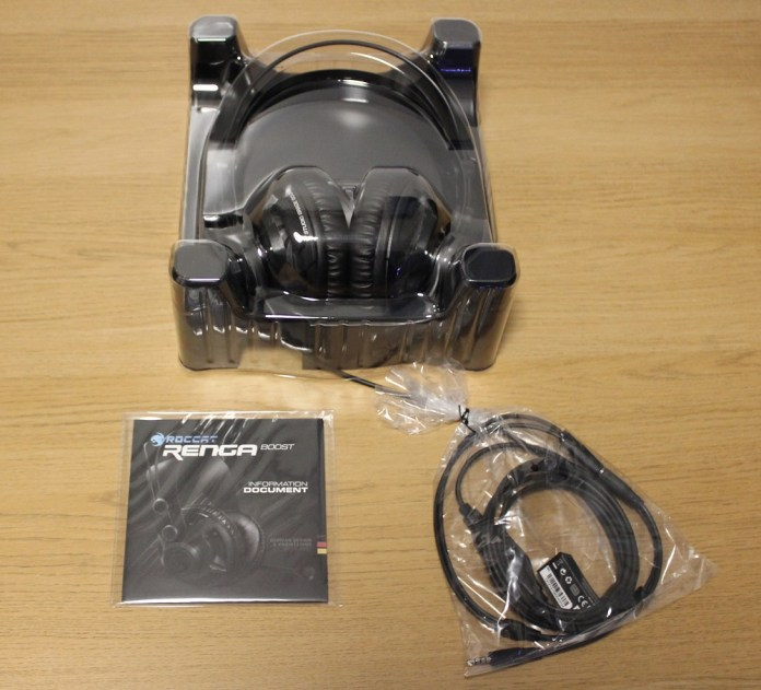 roccat renga boost box contents