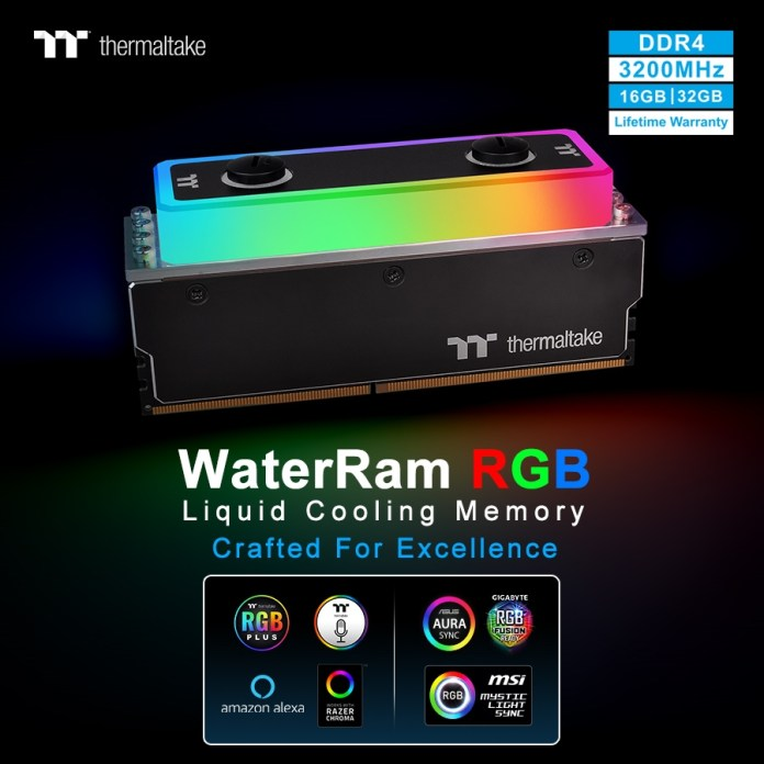 Thermaltake WaterRam 5