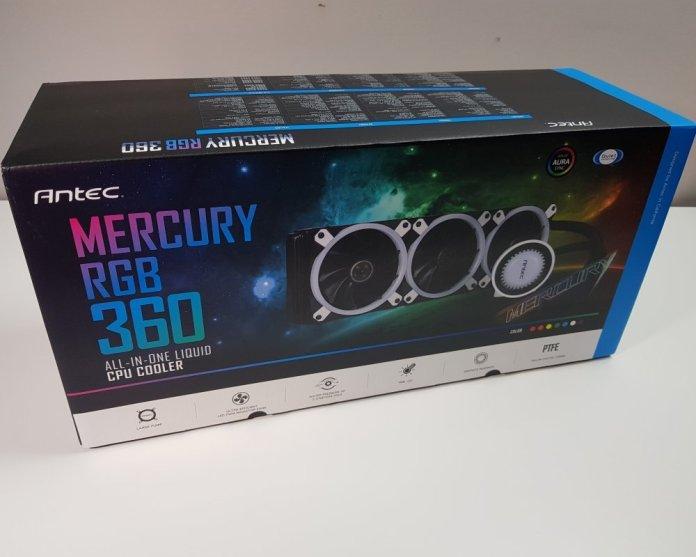 Antec Mercury RGB 360 Box
