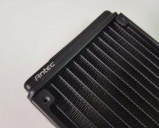 Best 360mm AIO CPU coolers 2019: Antec Mercury RGB 360 Logo