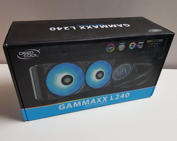 Deepcool Gammax L240 box