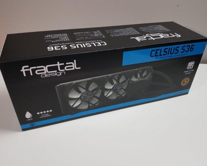 Fractal Celsius s36 box