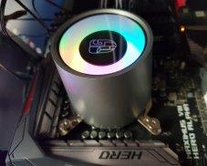 Best 360mm AIO CPU coolers 2019: Gamer Storm Castle 360RGB pump