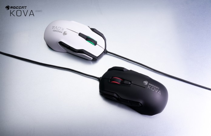 ROCCAT Kova, Now With Added AIMO