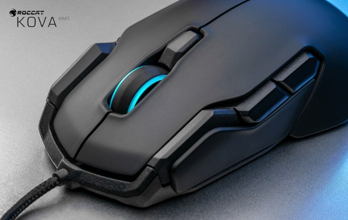 ROCCAT Kova AIMO close-up