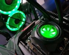 Best 360mm AIO CPU coolers 2019: Raijintek Orcus 360 cold RGB