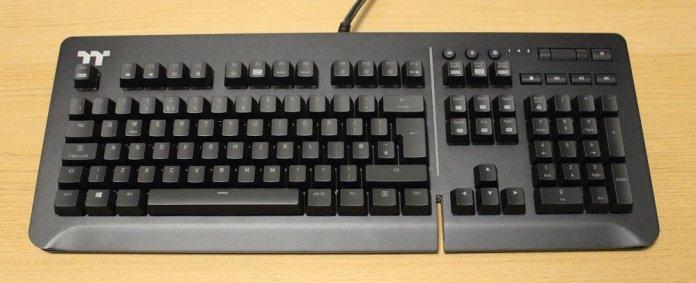 TT Level 20 Mechanical Keyboard top
