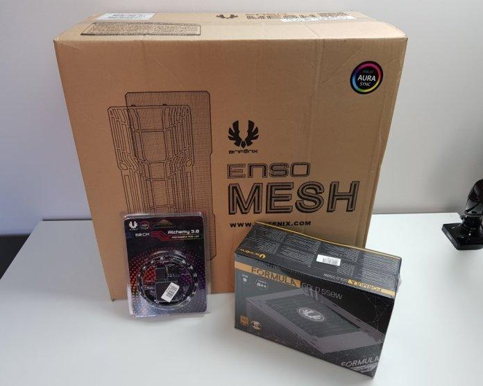 Bitfenix Enso Mesh box