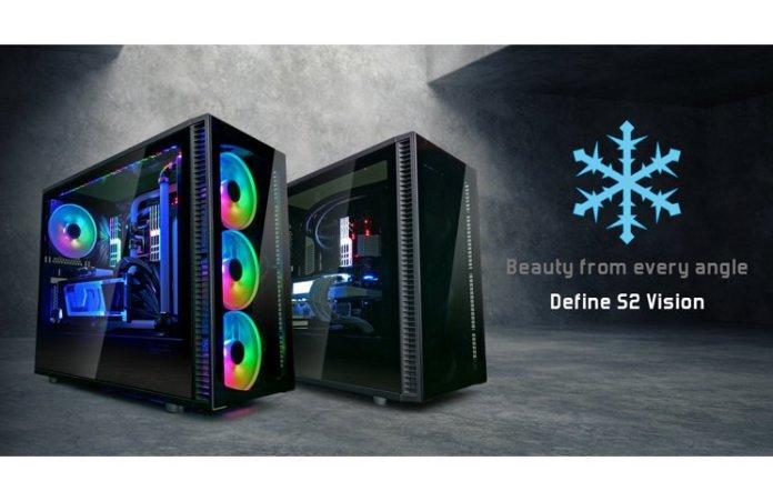 Fractal Design Define S2 Vision Feature