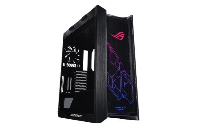 ASUS Republic of Gamers Announces ROG Strix Helios Chassis