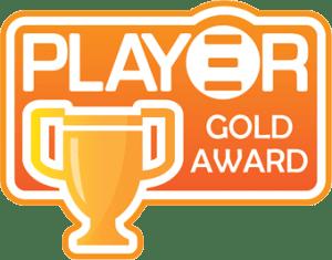 Blue Ember Gold Award