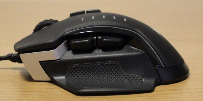 Corsair Glaive RGB Pro Left large grip
