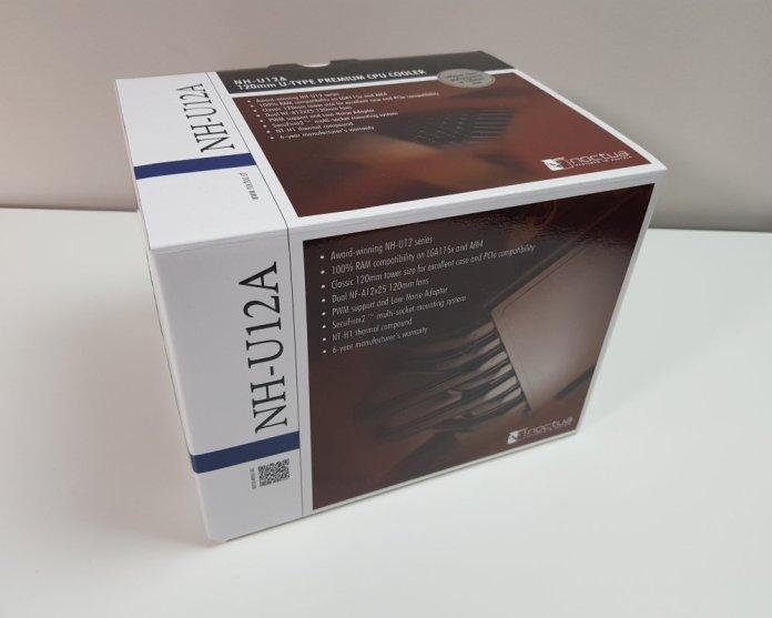 Noctua NH-U12A box