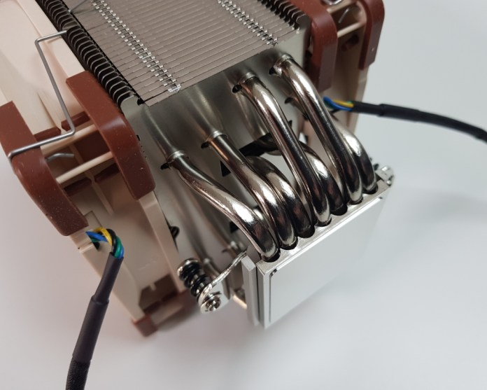 Noctua NH-U12A heatpipes