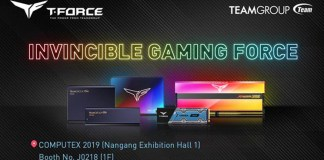 Team Group New T-FORCE Products Feature