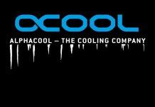 alphacool logo