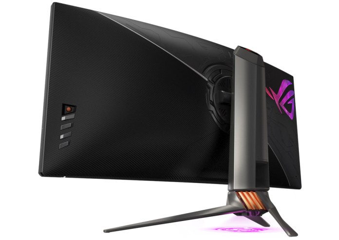 ASUS ROG Swift PG35VQ Now Available-Ultra-wide 35-inch HDR gaming monitor with overclockable 200Hz refresh rate, 512 zone FALD backlight