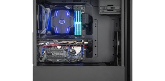 Cooler Master Silencio S600 Feature
