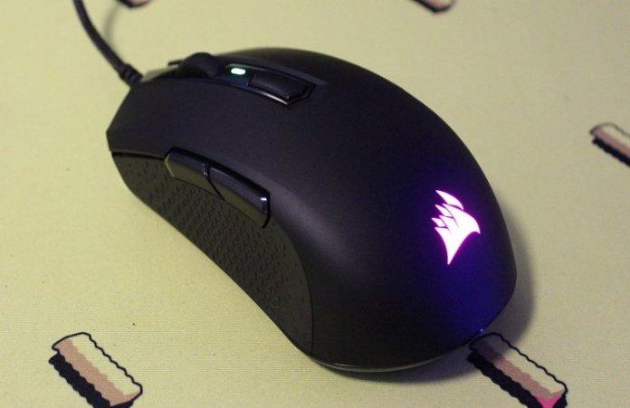 Corsair M55 RGB Pro Ambidextrous Mouse Review