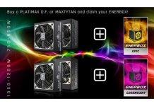 Enermax MAXTYTAN or PLATIMAX D.F. Feature