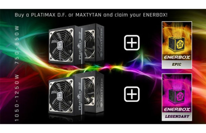 Enermax MAXTYTAN or PLATIMAX D.F. Feature