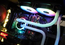 thermaltake c240 ddc hard tubing kit featured image
