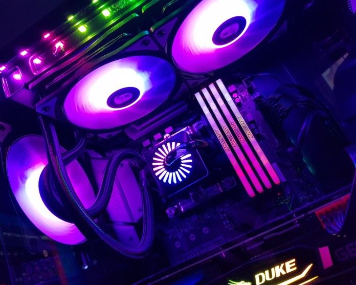 MSI EPIC Powerful RGB Build RGB 1