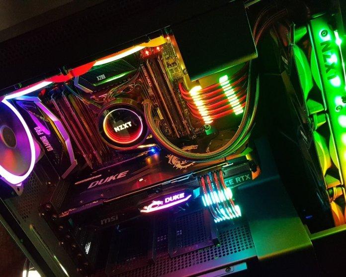 NZXT HUE 2 RGB everything