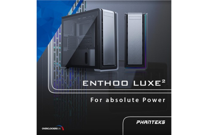 Phanteks Enthoo Luxe 2 Feature