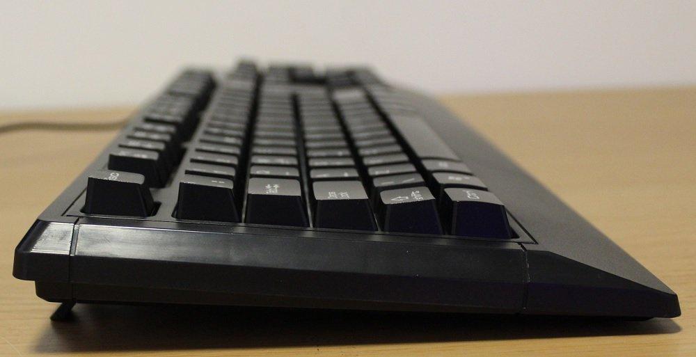 tt challenger keyboard typing profile