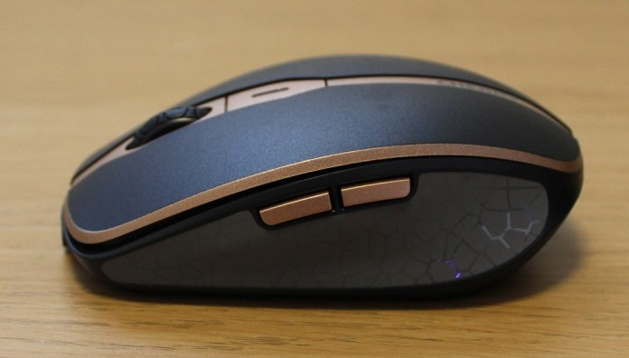 Cherry DW9000 Slim mouse left