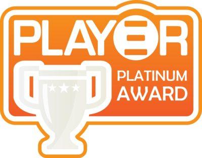 yeti x platinum award