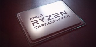 AMD Ryzen Threadripper Chip Render