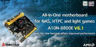 BIOSTAR A10N-8800E V6.1 Feature