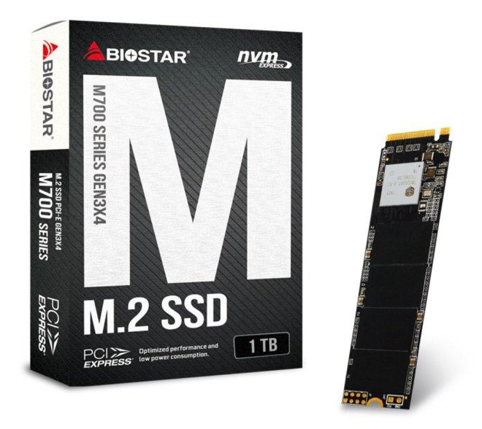 Biostar M700 1TB box