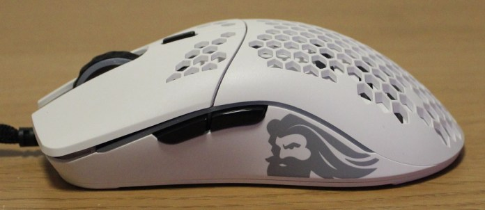 glorious pc gaming mouse model 0 left