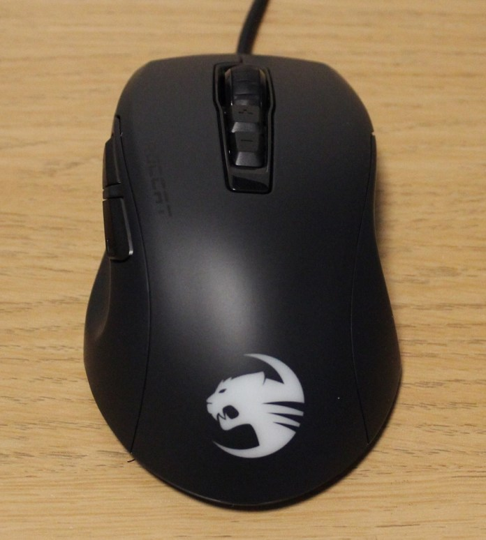 Roccat Kone Pure Ultra mouse top