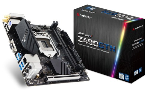 BIOSTAR 400 Series Motherboards 10th Generation 2 jpg