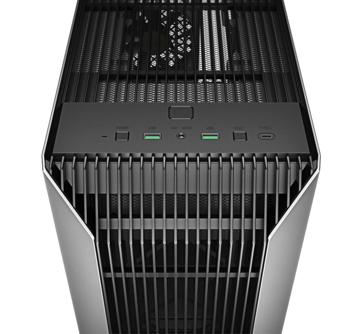 DeepCool CL500 Case Front IO New