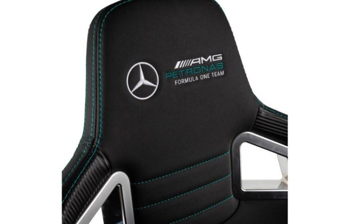 noblechairs Mercedes-AMG Petronas Formula One Team Chair Feature