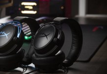HyperX gaming headsets representative of the type of HyperX product now moving to HP