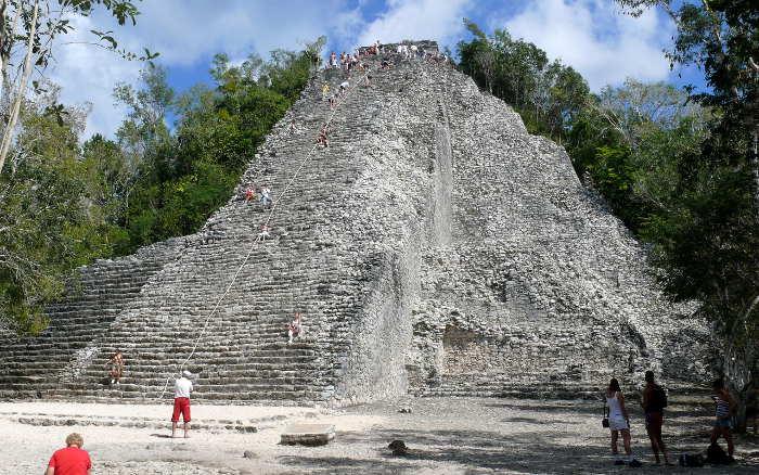 Ruine Coba
