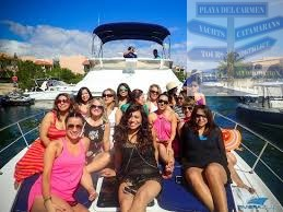 bachelorette party in playa del carmen