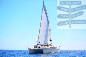 Catamaran Playa del Carmen
