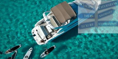 Luxury Yacht 51 feet long