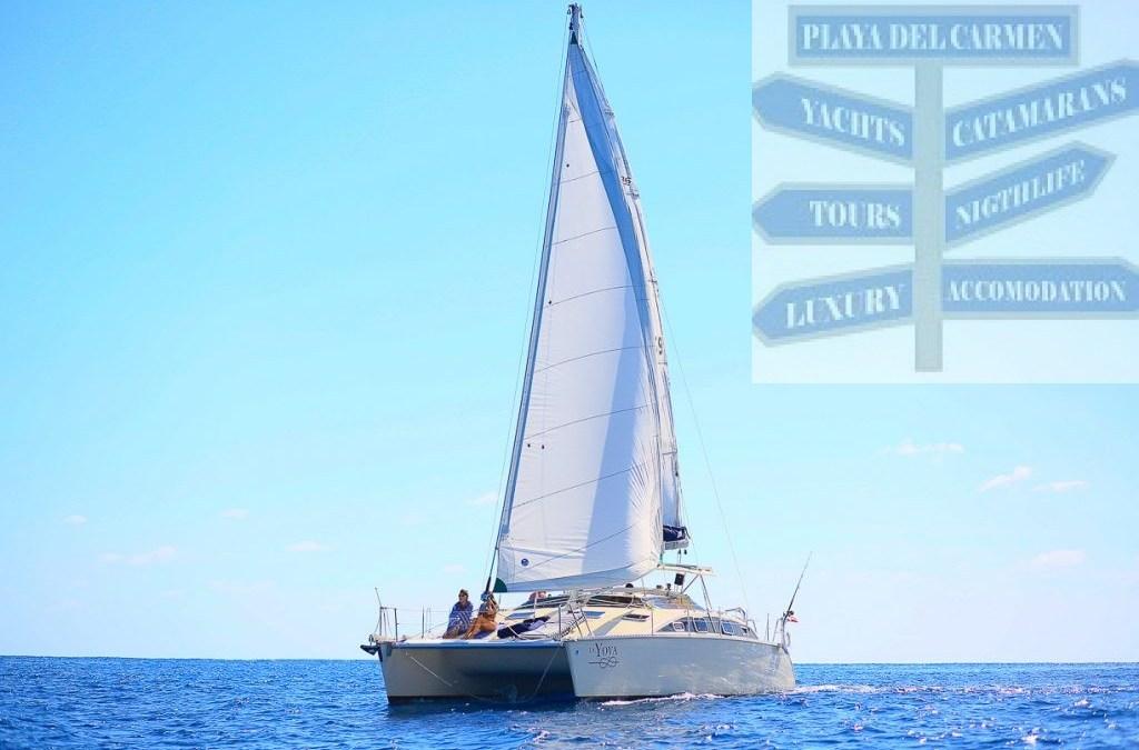 36ft Catamaran