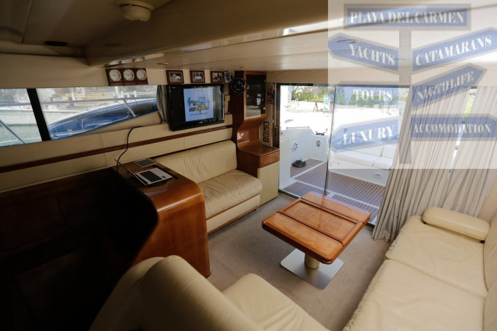 azimut yacht 47ft