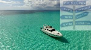 47-ft luxury yacht